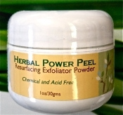 HERBAL POWER PEEL Resurfacing Exfoliant Powder 1 oz/30gms